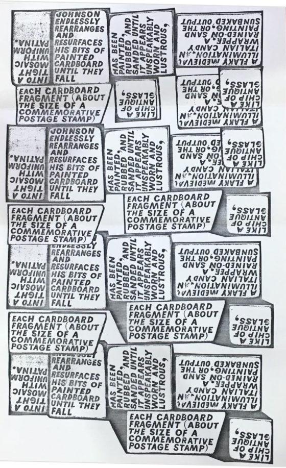 Ray-Johnson-to-Arakawa-and-Madeline-Gins,-c.-1981